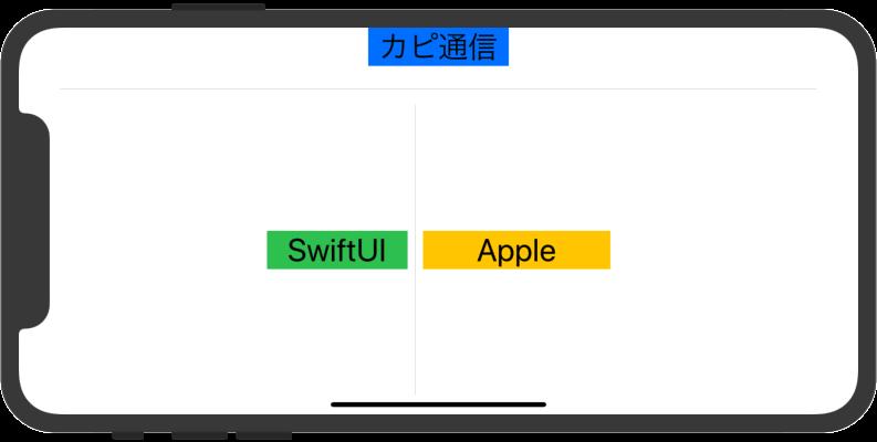 Dividerの使用例