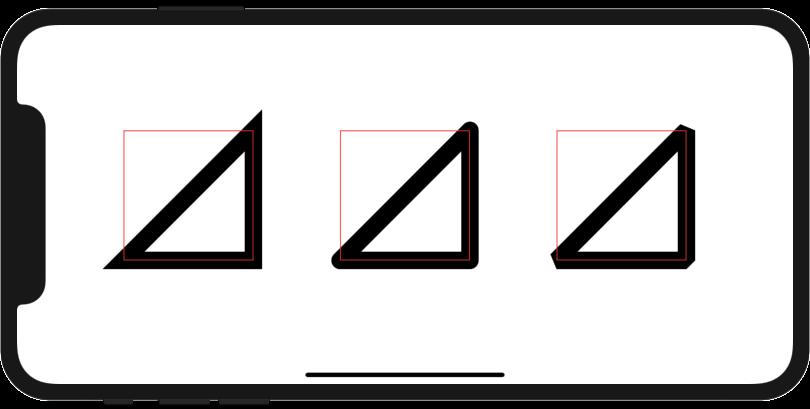 接続部の形状指定